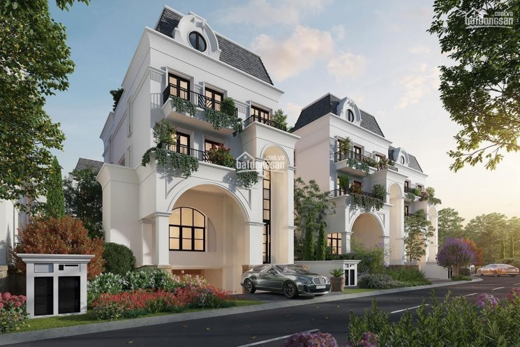 Gia đình cần bán gấp căn bt đơn lập 264m2, dãy 3A view hồ, giá đầu tư - mua đợt đầu suất ngoại giao ảnh 0