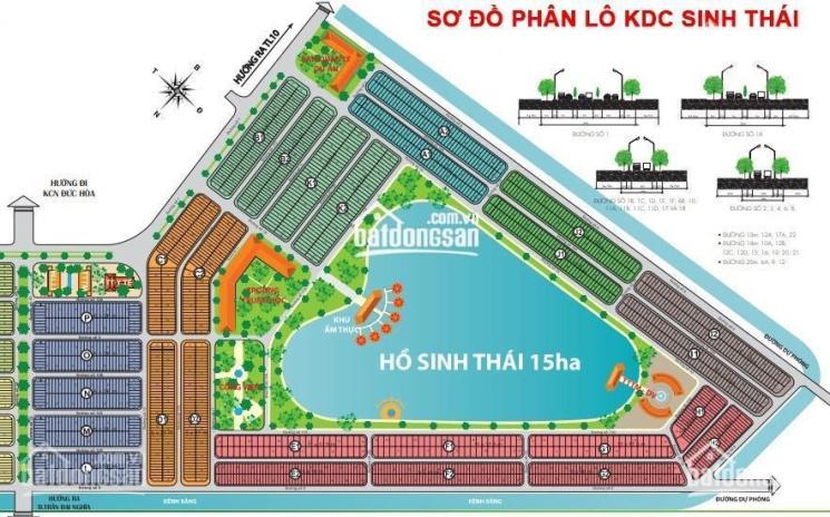 Nhà đất Hùng Cương bán đất KDC Tân Đô 10x17.5, 6x19, 6x17.5, 5x26, 5x21, 5x16. ảnh 0