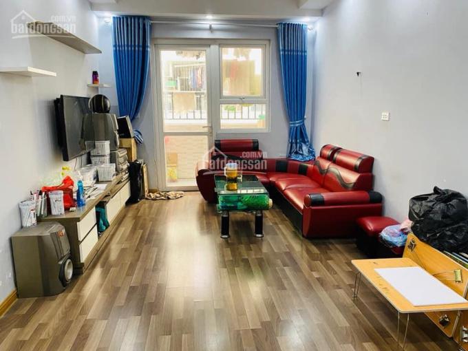 Căn hộ góc HH2C 56m2, 2PN với thiết kế siêu đẹp, nội thất đầy đủ - Linh Đàm, Hoàng Mai ảnh 0