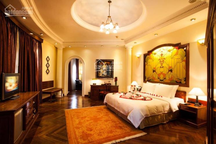 Bán gấp khách sạn Thanh Danh, 104 - 106 - 108 - 110 Châu Văn Liêm Q5, hầm, 7 lầu, 17mx20m 180 tỷ ảnh 0