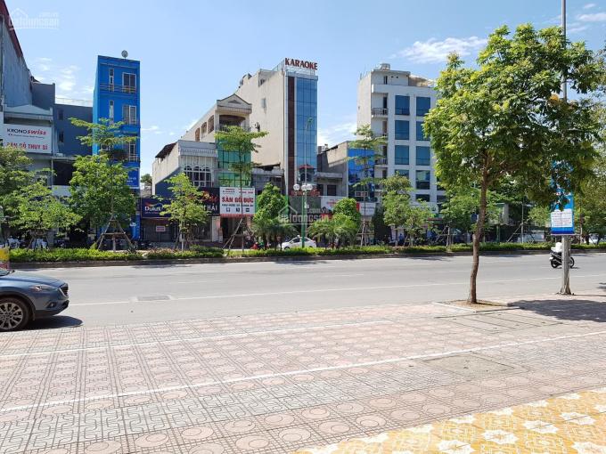 Bán nhà DT: 1050m2 mặt tiền 24m (2 mặt đường) MP Ngô Gia Tự, P Đức Giang, Long Biên ảnh 0