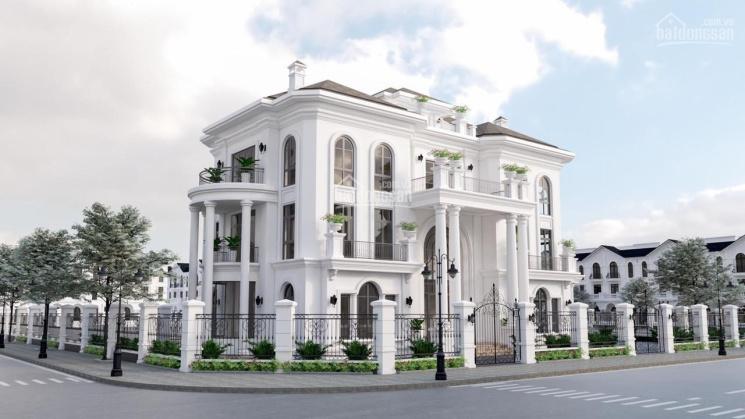 Bán biệt thự đơn lập góc suất ngoại giao tự xây Ngọc Trai 11 - 38 KĐT Vinhomes Ocean Park ảnh 0