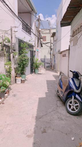 Bán nhà hẻm 205 đường Huỳnh Tấn Phát, phường Tân Thuận Đông, Quận 7, diện tích 4.6 x10m, 0906072839 ảnh 0