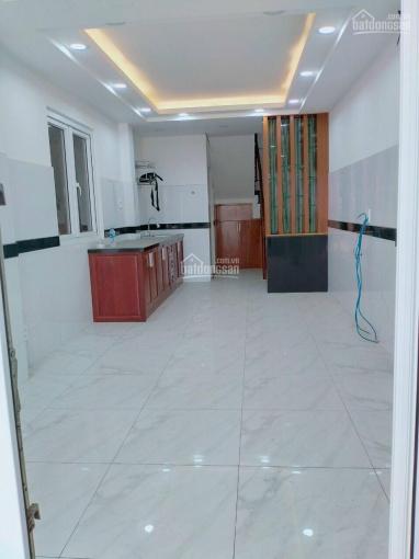 Bán nhà mới xây trệt + 3 lầu + sân thượng - hẻm 4m Nguyễn Hữu Cảnh - đối diện Landmark 81 ảnh 0