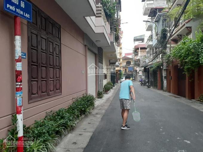 Kim Ngưu - Yên Lạc - nhà lô góc - ô tô đỗ cửa - 31m2 - 4 tầng - mặt tiền 3.4m - giá 3,6 tỷ ảnh 0