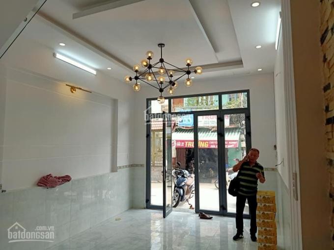 Bán nhà Hoà Bình, Tân Phú, 4,2x14m, BTCT. 7.9tỷ ảnh 0