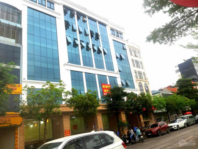 Chính chủ cho thuê mặt bằng tầng 1 nhà mặt phố Trần Vỹ, Cầu Giấy, HN. DT 130m2, MT 6,5m giá hợp lý ảnh 0