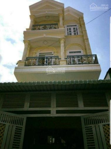 Bán nhà 1 trệt lửng 2 lầu (5x16m) giá 4.7 tỷ (TL), đường 6m Nguyễn Ảnh Thủ, P. TCH, Q12 ảnh 0