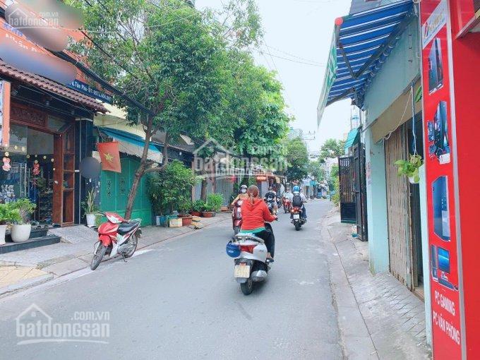 Bán nhà mặt tiền đường Lê Lư,P.Phú Thạnh, Q.Tân Phú DT: 4mx16.5m, 2 lầu, giá 8,8 tỷ LH 0987788778 ảnh 0
