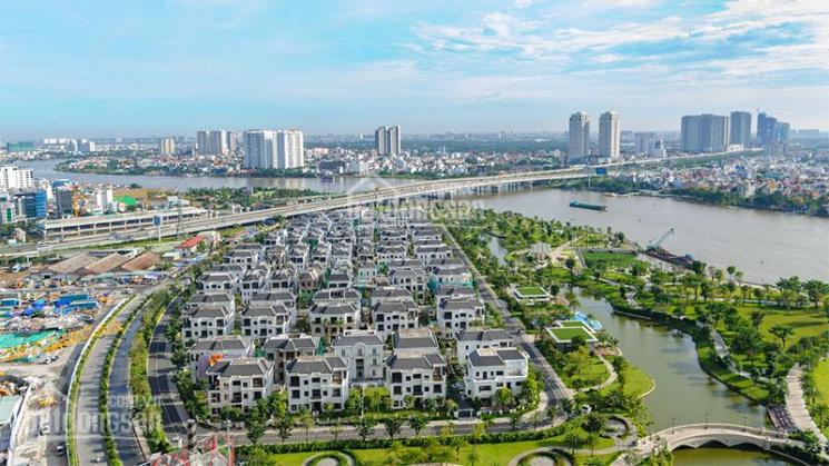 Biệt thự Vinhomes Central Park view trực diện công viên và sông Sài Gòn 500m2. 0907661916 ảnh 0