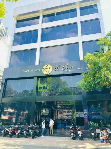 Cho thuê nhà 5 lầu 16x20m 132-134 Yersin, Q1. Giá 520 tr/tháng hợp Spa, TMV, showrom, ngân hàng ảnh 0