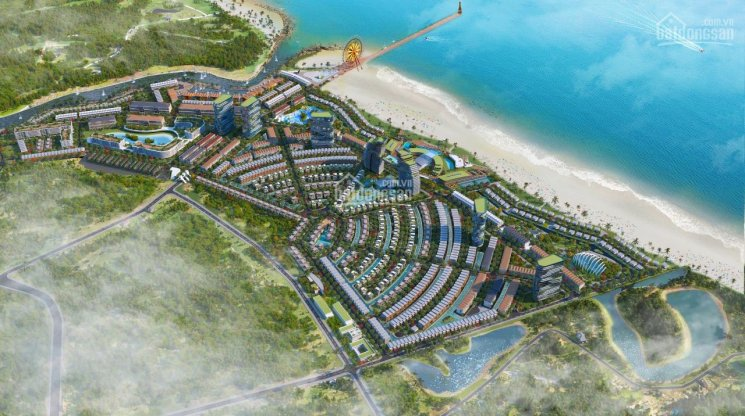 Chỉ 2.4 tỷ - sở hữu ngay biệt thự biển tại cung đường resort Hồ Tràm - Bình Châu ảnh 0