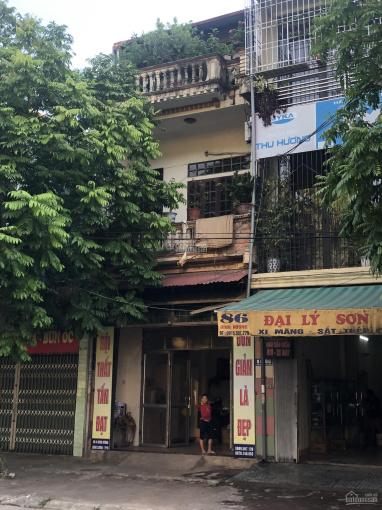 Bán nhà mặt phố Đình Hương, TP Thanh Hóa - Nhà 3 tầng xây kiên cố ảnh 0