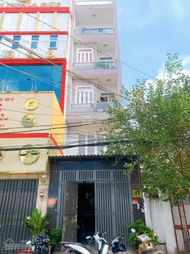 Bán nhà đường Trịnh Lỗi, 4mx20m, đúc 4 tấm, giá 9.7 tỷ, Phường Phú Thọ Hoà, Quận Tân Phú ảnh 0