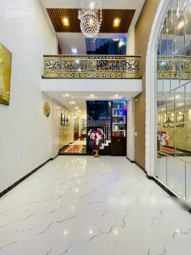 Chính chủ bán nhà mới đường Quang Trung, Gò Vấp, trệt 4 lầu, có thang máy, giá 11,7 tỷ TL ảnh 0