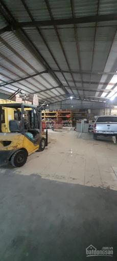 Cho thuê kho xưởng 1100m2 giá 75 triệu/tháng tại đường Song Hành, phường Trung Mỹ Tây, Quận 12 ảnh 0