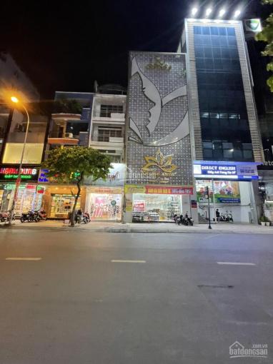 Bán nhà mặt tiền đường Trần Nhân Tôn, Quận 10. DT: 4x20m, trệt 4 lầu, giá 27 tỷ TL ảnh 0