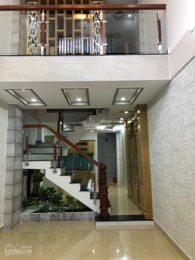 Gấp! Nhà mới 100% Phan Văn Hân, P. 21, 4 tầng, 45m2 (4,5m x 10m), chỉ 6,9 tỷ ảnh 0