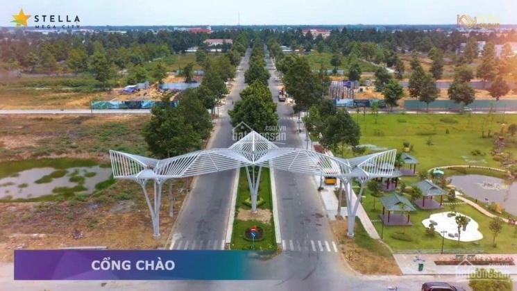 Sổ đỏ trao tay, xây dựng ngay - nền giá tốt khu dân cư Ngân Thuận. LH 0906334038 ảnh 0