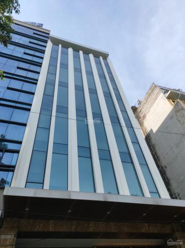 Bán tòa nhà văn phòng 140m2 x 8 tầng phố Duy Tân, Cầu Giấy, Hà Nội ảnh 0