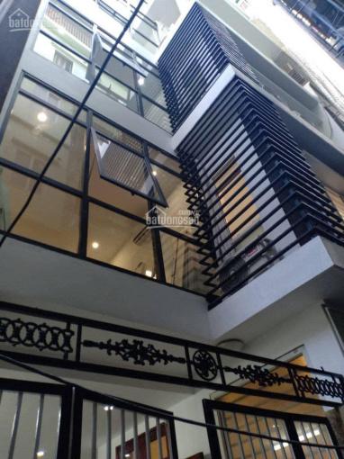 Tòa CC mini 5 tầng 11 phòng doanh thu 60tr/tháng ngõ 77 Quan Hoa 60m2, 5 tầng, MT 6.8m, giá 7.5 tỷ ảnh 0