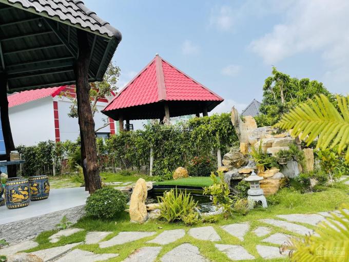 Nhà vườn nghỉ dưỡng gần biển Bà Rịa Vũng Tàu, SHR, Giá ưu đãi mùa dịch. LH: 0357542184 ảnh 0