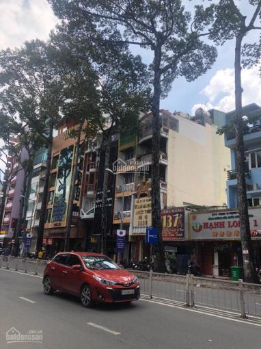Mặt tiền Nguyễn Trãi vị trí đắc địa diện tích 20x30m, xây dựng 3 hầm 14 tầng ảnh 0