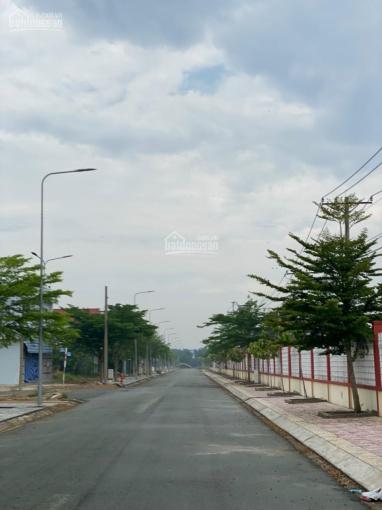 Chính chủ bán gấp nền 6x17.5 view hồ sinh thái 15ha gần nhà hàng Hương Sen KDC Tân Đô 1.6 tỷ ảnh 0