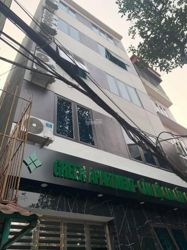 Bán tòa chung cư mini 13 phòng 5 tầng, phố Hoàng Hoa Thám, dòng tiền 65 triệu/tháng, 8.9 tỷ ảnh 0