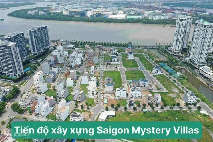 Cần tiền cần bán đất khu Compound Hưng Thịnh Saigon Mystery Villas lô nhà phố 7x18m chỉ 160tr/m2 ảnh 0