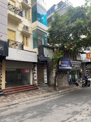 Bán nhà 5 tầng mặt phố Yên Phụ nhỏ, Tây Hồ Hà Nội. DT 50m2, mặt tiền 4m, phố kinh doanh sầm uất ảnh 0