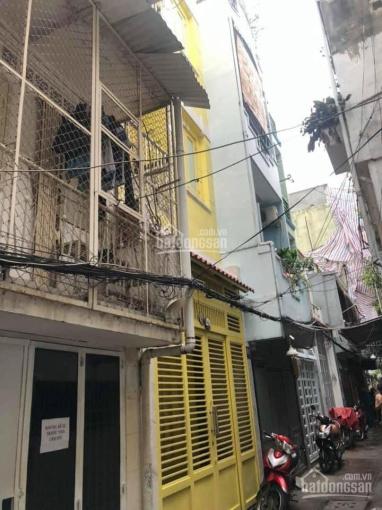 Bán nhà hẻm 68/xx Trần Quang Khải, Phường Tân Định, Quận 1 2 tầng 30m2 4 tỷ ảnh 0