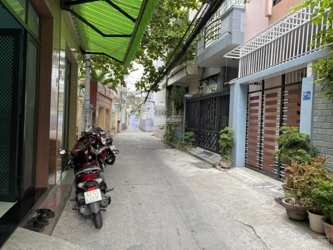 Cần tiền bán gấp nhà 3 tầng kiệt 3m gần đường chính trung tâm Q. Hải Châu - 0901148603 ảnh 0