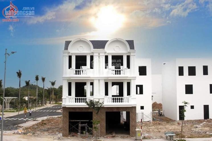 Cần bán căn nhà 1 trệt 2 lầu gần chung cư và trung tâm thương mại đẹp giá rẻ ảnh 0