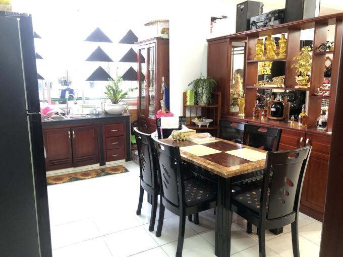 Cho thuê căn hộ chung cư Gò Vấp có nội thất, 468 Phan Văn Trị, phường 7, 95m2 3PN - 2WC 10,5 tr/th ảnh 0