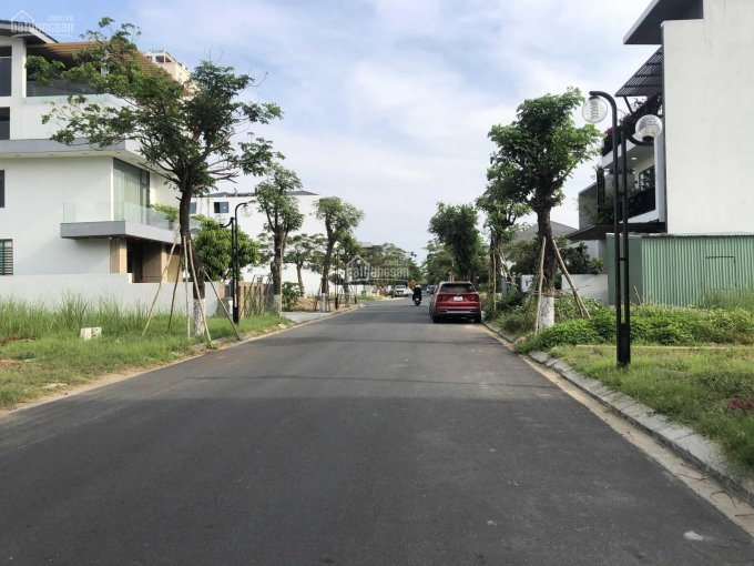 Bán lô đất biệt thự đường Hoa Phượng 2 giá 19,75 tỷ rẻ nhất khu Euro Village Đà Nẵng: 0902007027 ảnh 0