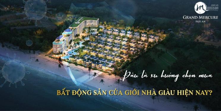 Biệt thự mặt biển Đà Nẵng cam kết mua lại 124% sau 3 năm 081.434.3333 ảnh 0