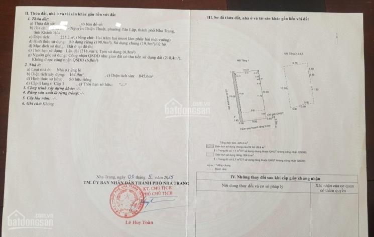 Cần bán gấp khách sạn khu Phố Tây Nha Trang, giá cực shock mùa Covid ảnh 0
