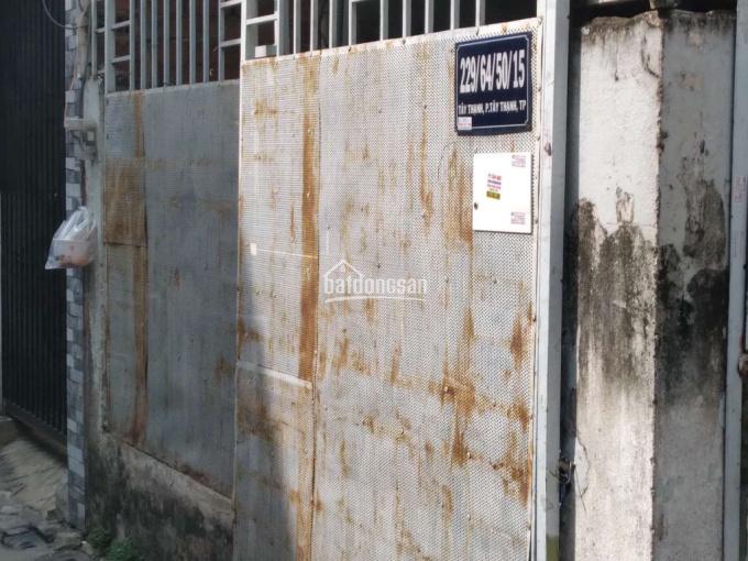 Cần cho thuê nhà nguyên căn đường Tây Thạnh, Phường Tây Thạnh, Quận Tân Phú, Tp Hồ Chí Minh ảnh 0