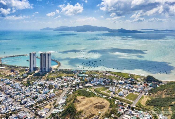 Bán đất MT Đường Ngô Văn Sở - Cách biển Nha Trang chỉ 150m, giá F1 CĐT bao thuế phí, nền móng ảnh 0