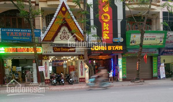 Bán nhà mặt đường Văn Cao - 11.5 tỷ ảnh 0