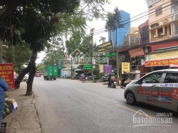 Bán nhà 5 tầng mặt phố Nguyễn Hoàng Tôn, 104m2, 25 tỷ ảnh 0