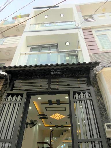 Nhà đẹp ngay đường Tên Lửa Bình Tân, 1 trệt 2 lầu sân thượng mới xây, giá 2.40 tỷ ảnh 0