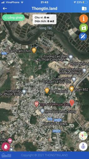 Chủ nợ NH mùa dịch nên bán gấp lô đất 2 mặt tiền Phước Trung - Phước Đồng - Nha Trang, full TC ảnh 0