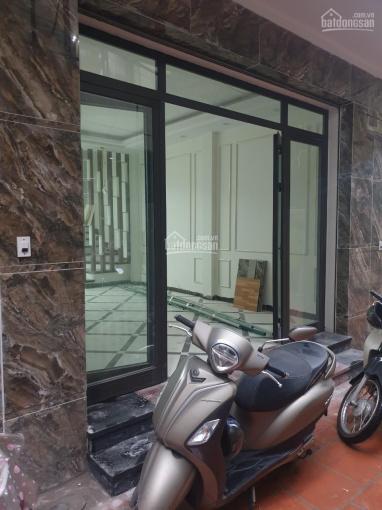 Bán nhà phân lô ngõ 44/140 Trần Thái Tông, Dịch Vọng Hậu, Cầu Giấy, Hà Nội. 30m2 - 40m2 x 5 tầng ảnh 0