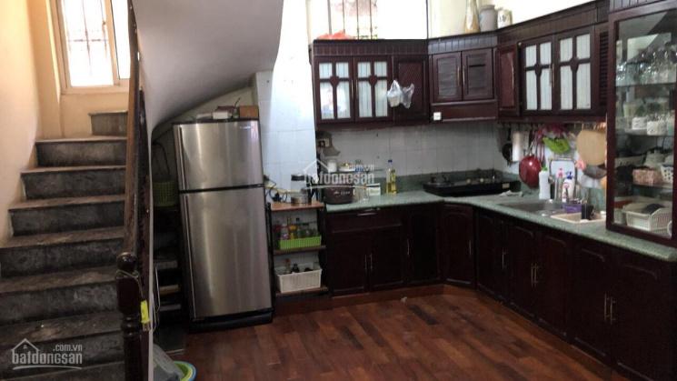 Cho thuê nhà số 46 Thợ Nhuộm, DT 35m2 x 5 tầng, mặt tiền 6m, giá 10 tr/th, nội thất đầy đủ ảnh 0
