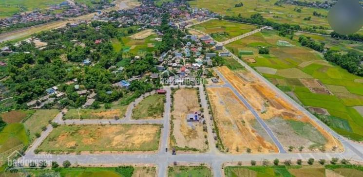 Sở hữu đất vàng trung tâm du lịch Nghĩa Lộ, Yên Bái, nhân x2 x3 tài sản, đầu tư chỉ từ 1 tỷ ảnh 0