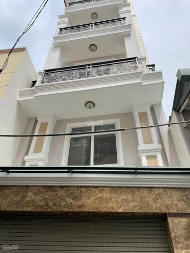Cần tiền xoay ngân hàng bán gấp nhà đường Nguyễn Thị Định 4 lầu, HXH, 6.5 tỷ TL. 0909671411 ảnh 0
