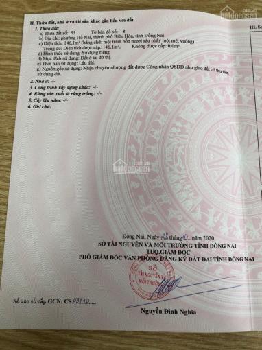 Chính chủ bán nhà Phường Hố Nai, Biên Hòa, giá ngợp sổ đỏ thổ cư 100%, LH: 0931.139.868 ảnh 0