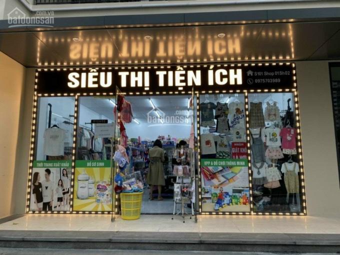Chuyển nhượng, cho thuê shophouse, kiot tại khu đô thị Vinhomes Smart City - hotline: 090.797.3377 ảnh 0
